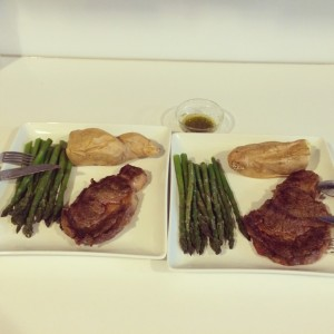 Day 8 Dinner