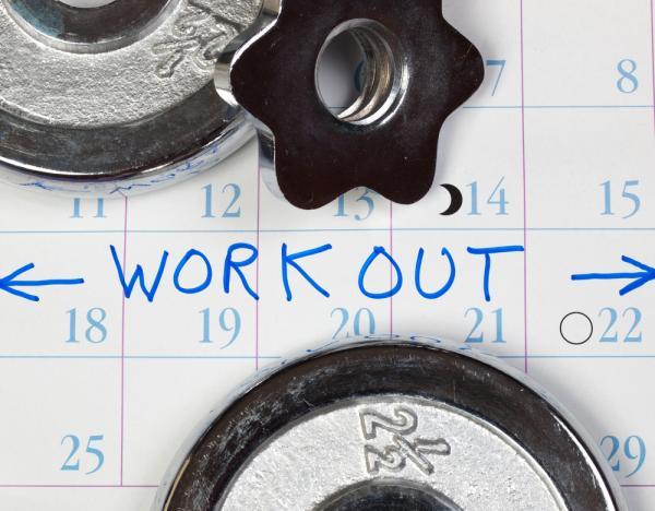 ScheduleWorkout